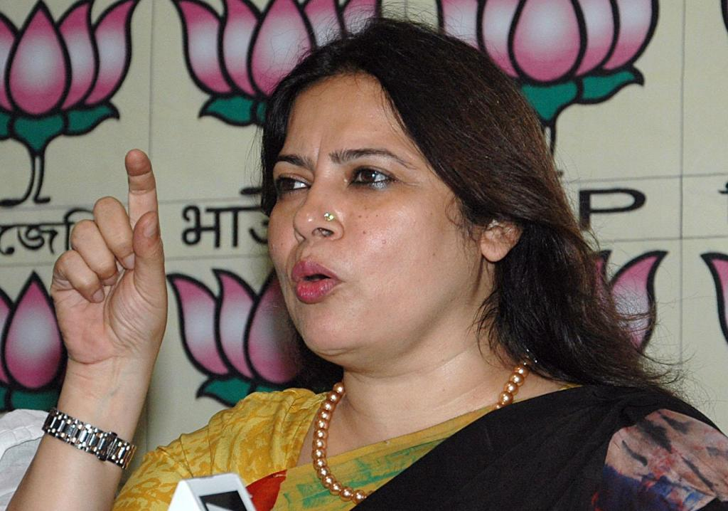 I'Pious: Husband Of BJP Leader Meenakshi Lekhi