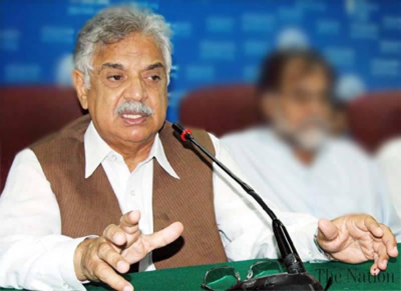 Iqbal Zafar Jhagra Nominated KP Governor
