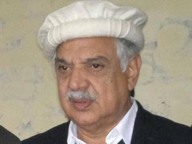 Iqbal Zafar Jhagra Takes Oath As 28th Governor KPK