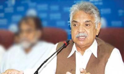 Iqbal Zafar Jhagra Takes Oath As 28th Governor KP