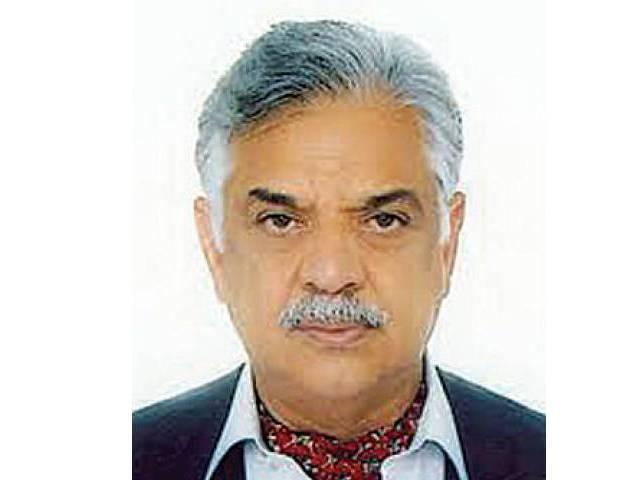 Iqbal Zafar Jhagra Takes Oath As K-P Governor - The Express Tribune