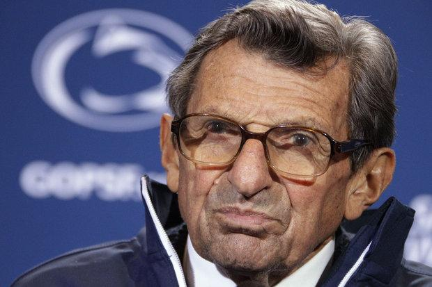 Is It Safe To Start Naming Things For Joe Paterno Again? One PA