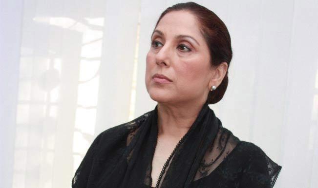 Is Samina Peerzada Pakistan's Answer To Shabana Azmi And Amitabh
