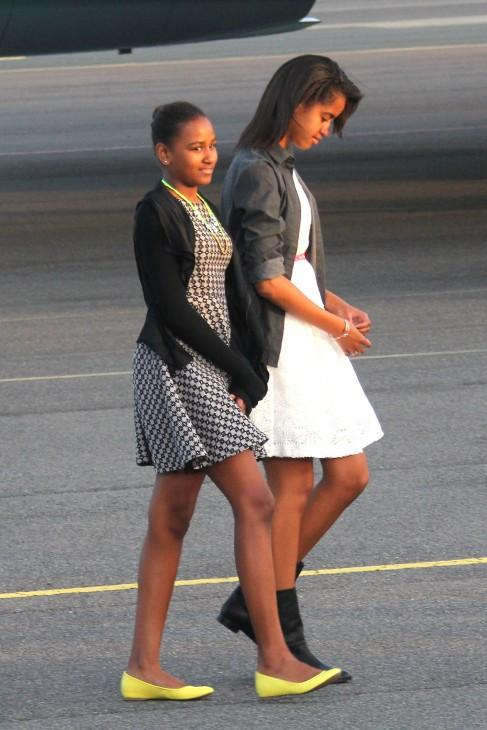 Is Sasha Obama Taller Than An Elf?   Who2