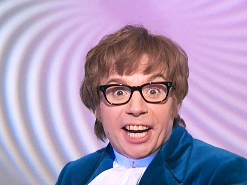 Is That You Mike Myers? Austin Powers Star Is Unrecognisable