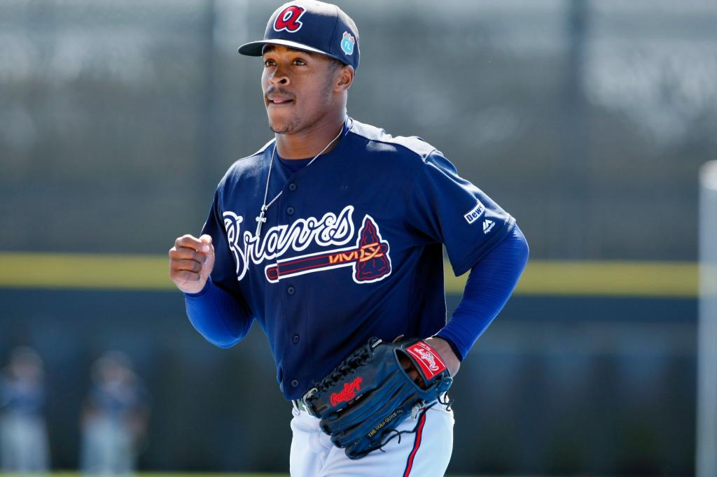 Is The Braves' Mallex Smith The Next Michael Bourn Or Is He Destined