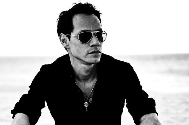 It's Been A Sizzling Ride For Salsa King Marc Anthony - Hooked On