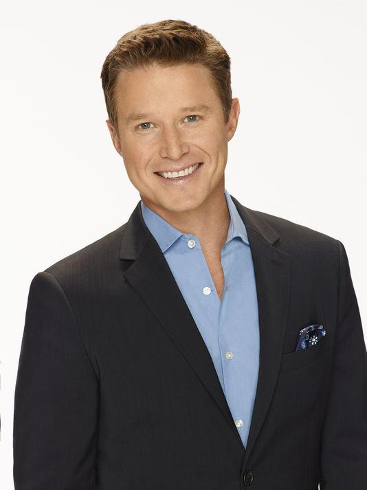 It's Official: Billy Bush Gets NBC 'Today' Gig