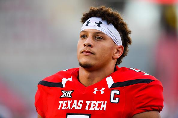 It's Unclear When Texas Tech Star Patrick Mahomes Will Return To