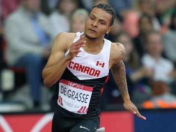 It All Started At Pickering's Speed Academy For Andre De Grasse