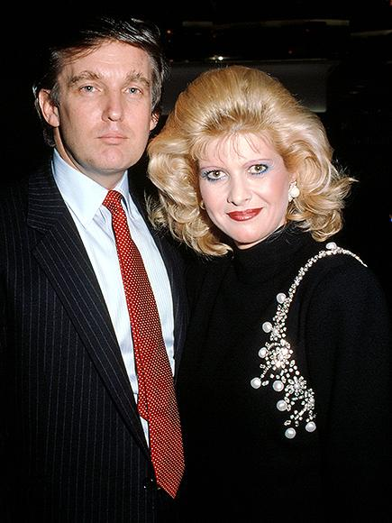 Ivana Trump Speaks Out About Donald In New Interview