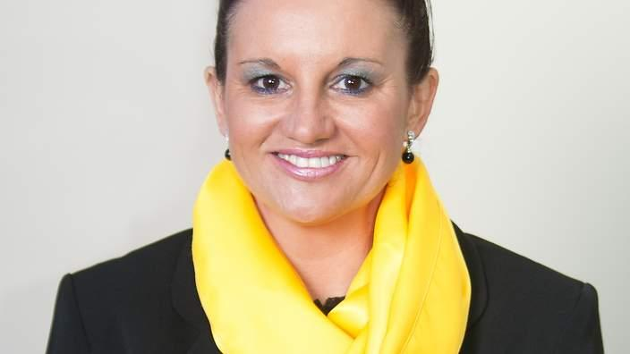 Jacqui Lambie Eyes PM Role After Telling Abbott To 'toughen Up