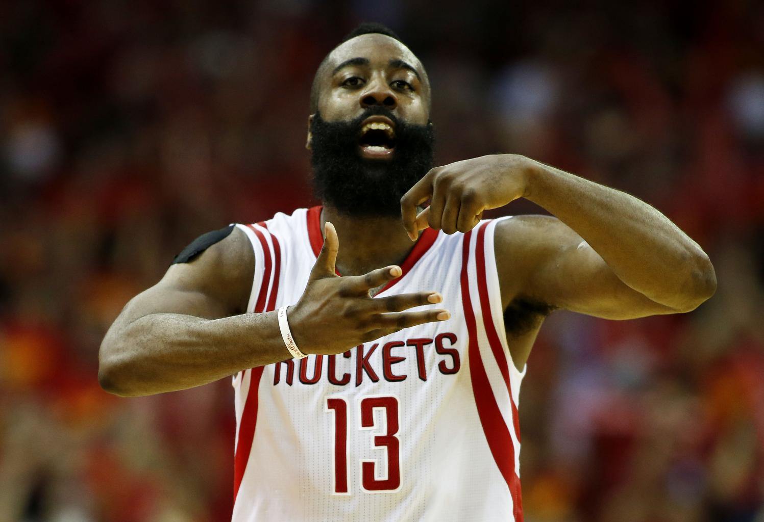 James Harden Named To 2014-15 All-NBA First Team   Houston Rockets
