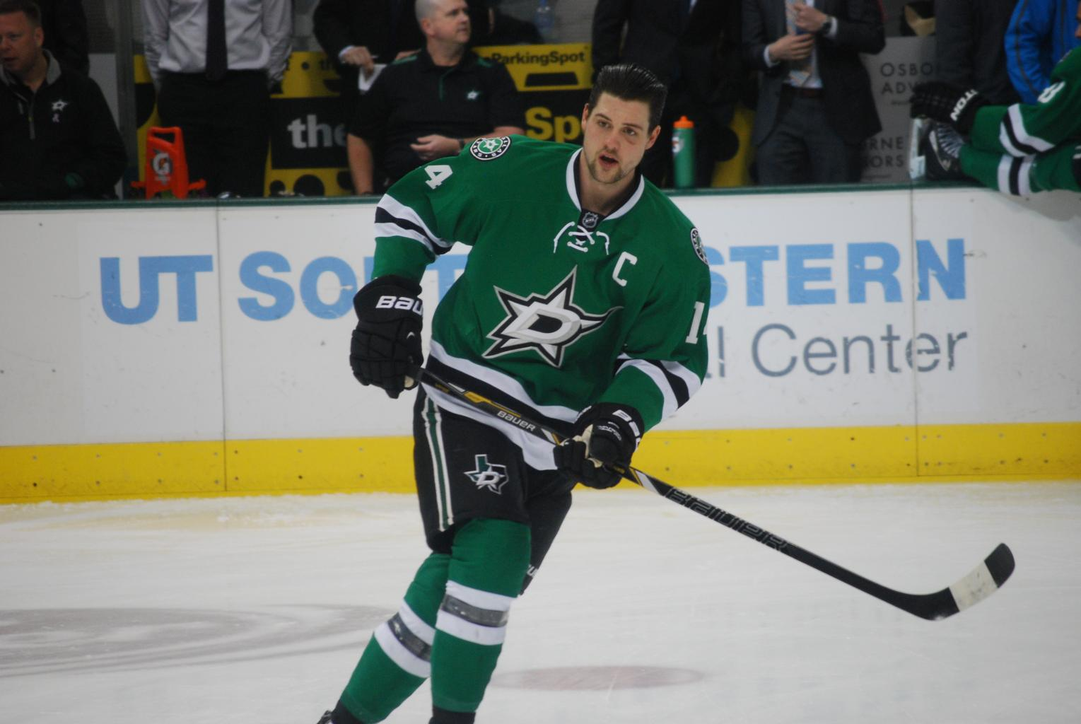 Jamie Benn - Wikipedia, The Free Encyclopedia