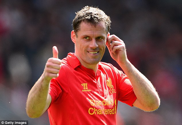 Jamie Carragher Enjoys Traditional Tussle With Old Enemy In Final