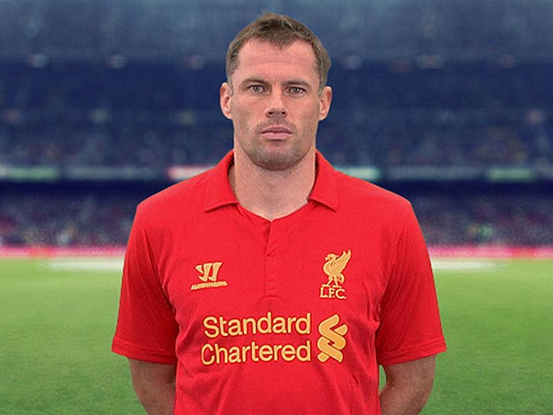 Jamie Carragher   Player Profile   Sky Sports Football