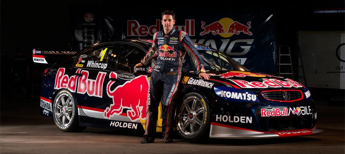 Jamie Whincup - Cars, Motorsport Biography   Jamie Whincup