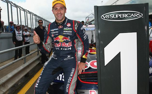 Jamie Whincup Talks To Triple M About His Phillip Island Win