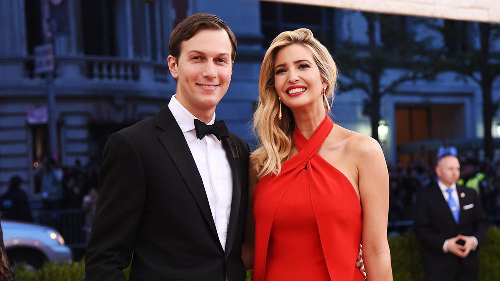Jared Kushner: Ivanka Trump Advocates For Women, Families   Variety