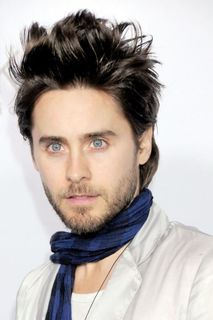 Jared Leto Normal Hair At The MTV Movie Awards - 35 Photos