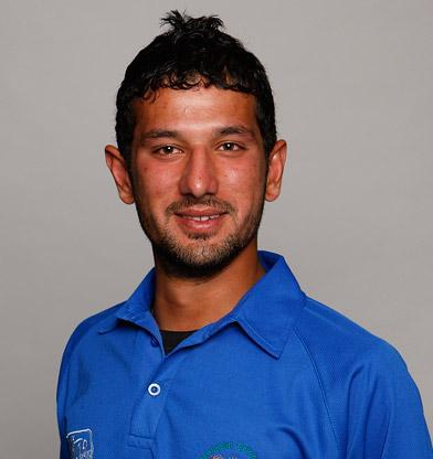 Javed Ahmadi Latest News, Photos, Biography, Stats, Batting Averages