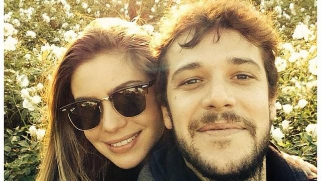 Jayme Matarazzo Revela Que Est   Morando Com A Namorada, Luiza