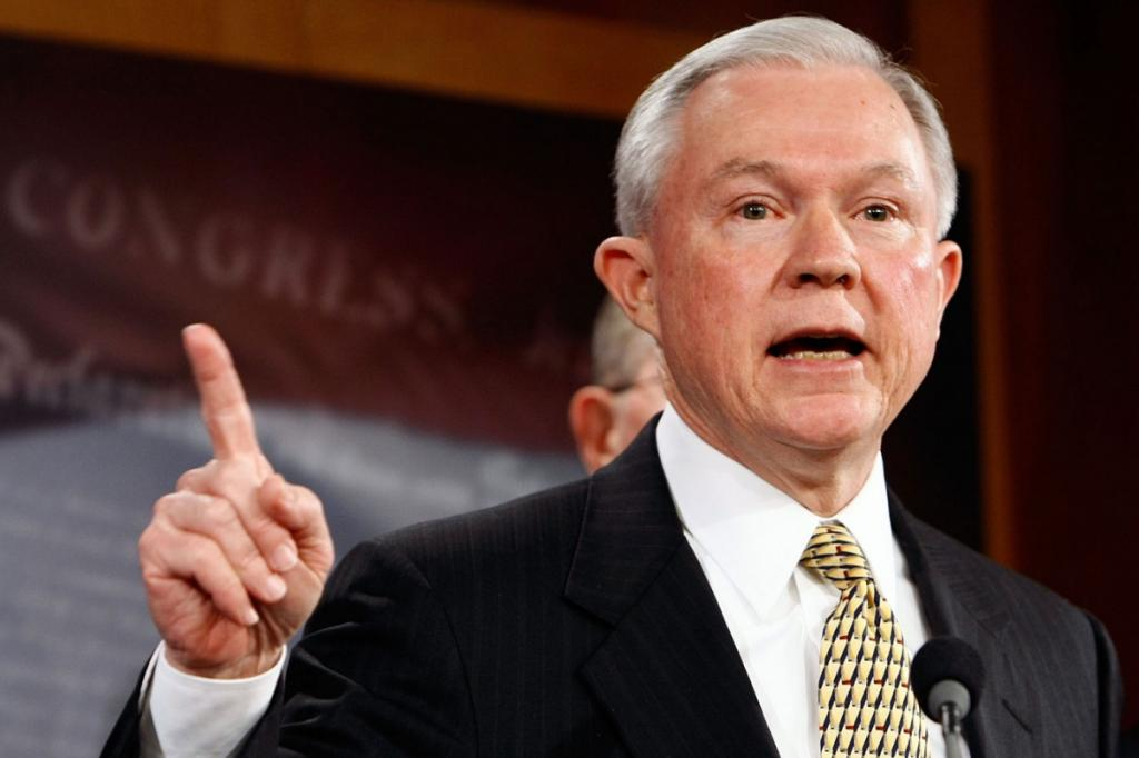 Jeff Sessions: My Immigration Position Is The 'Biblical' One   Right