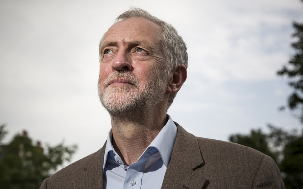 Jeremy Corbyn: Full Story Of The Lefty Candidate The Tories Would