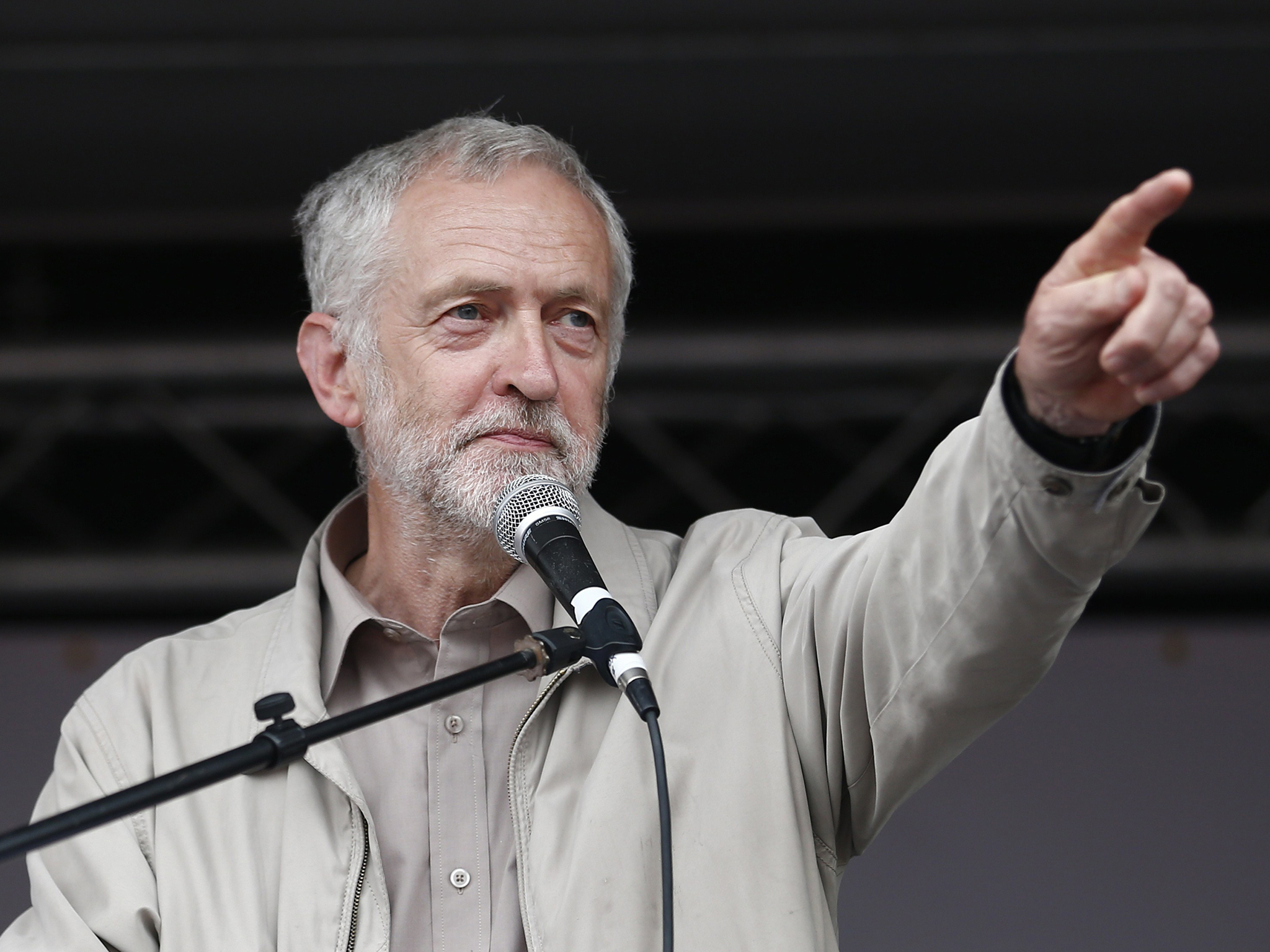 Jeremy Corbyn Tops Labour Leadership Vote Of Constituency Groups