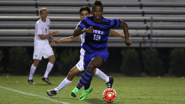 Jeremy Ebobisse Is Caught Between College Soccer And MLS   The