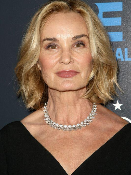 Jessica Lange On Caitlyn Jenner Comparisons: 'That's So Wonderful'