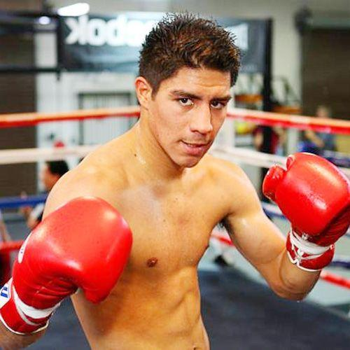 Jessie Vargas Boxing Record