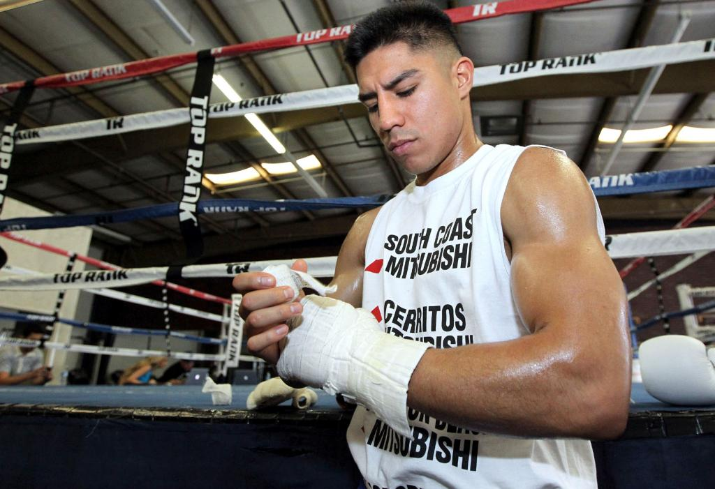 Jessie Vargas - The Boxing Observer