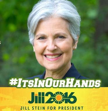 Jill Stein     Green Party Watch