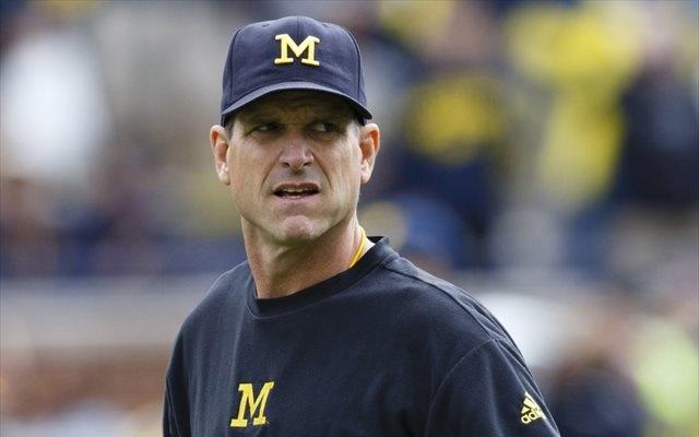 Jim Harbaugh 'open' To Renewing Michigan-Notre Dame Series