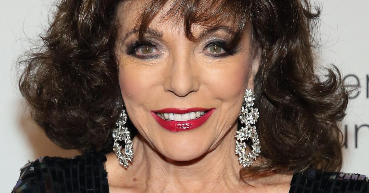 Joan Collins To Cara Delevingne On Acting: Don't -- The Cut