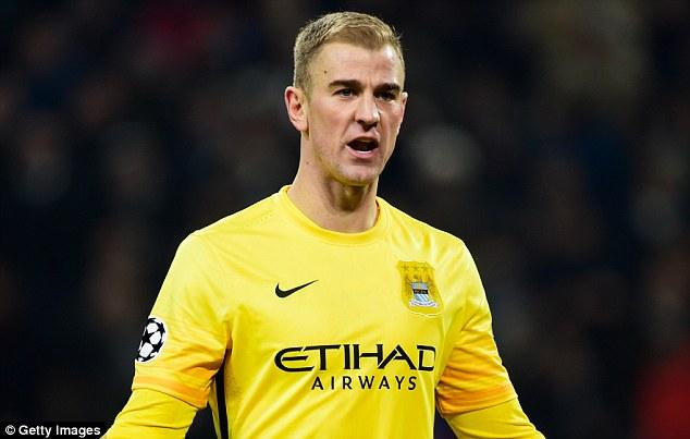 Joe Hart To Miss Manchester City's Clash Against Southampton With