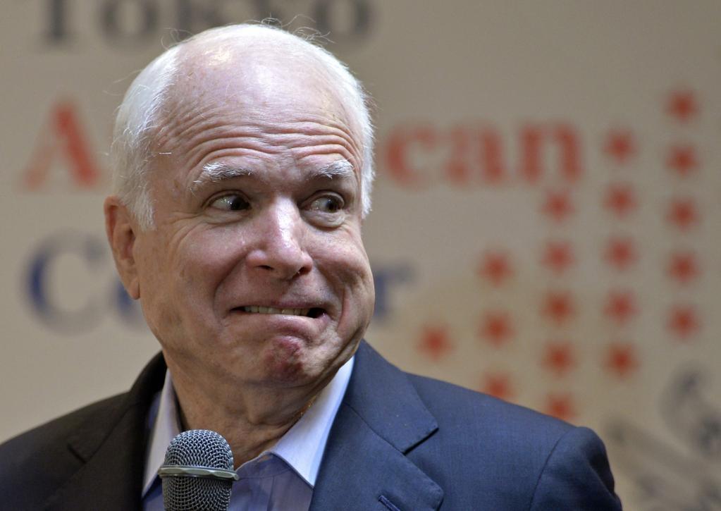 John McCain   Crooks And Liars