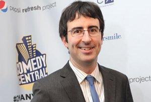 John Oliver Prepares To Take Over As Cable News Critic-In-Chief