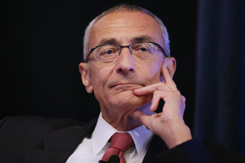 John Podesta, The Operative's Operative, Gets Ready For Hillary
