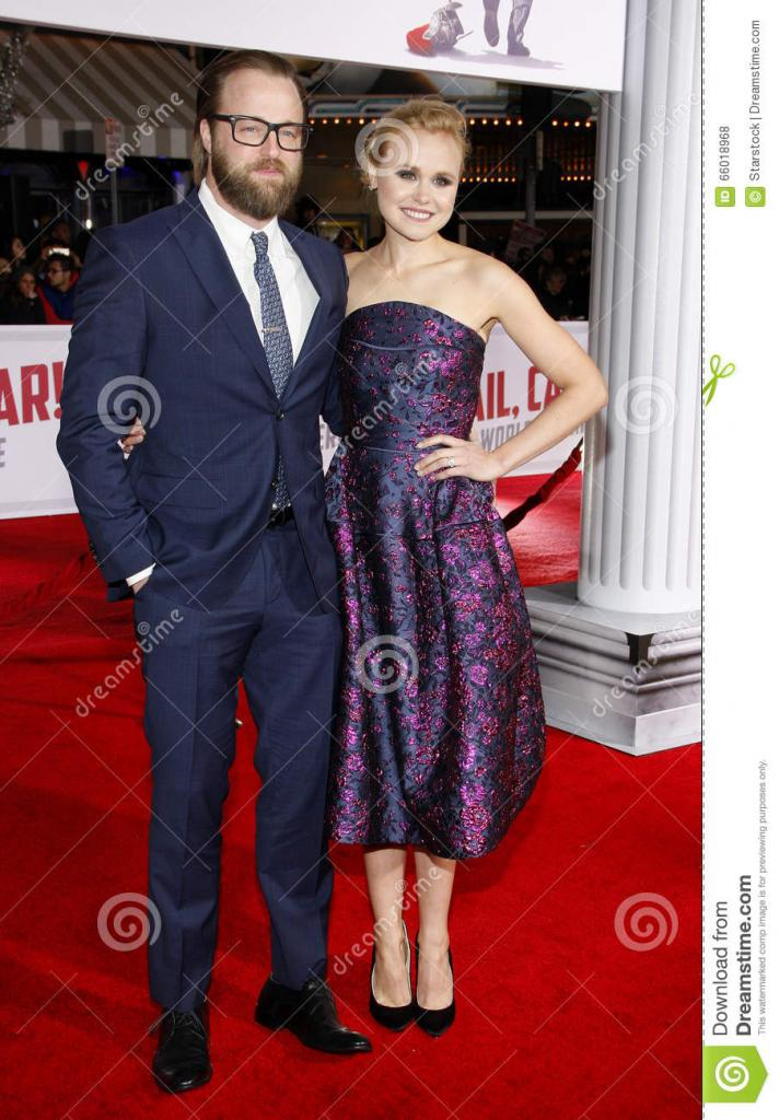 Joshua Leonard And Alison Pill Editorial Stock Photo - Image: 66018968