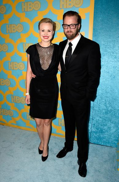 Joshua Leonard Pictures HBO Golden Globes Party -
