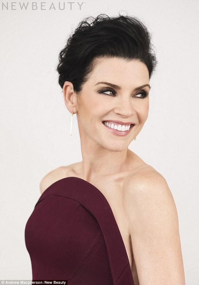 Julianna Margulies Talks About Aging And The Pressure To Look Young