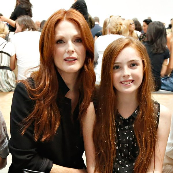 Julianne Moore & Liv Freundlich From The Big Picture: Today's Hot