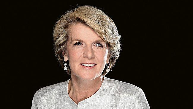 Julie Bishop: All The Right Moves   Executive Living   The Australian
