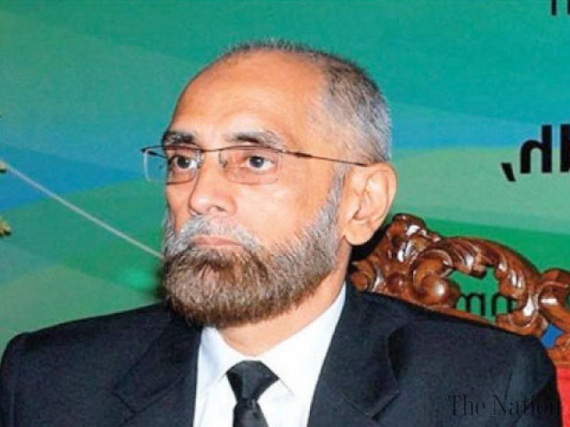 Justice Anwar Zaheer Jamali Replaces Justice Jawwad S Khawaja As New CJ