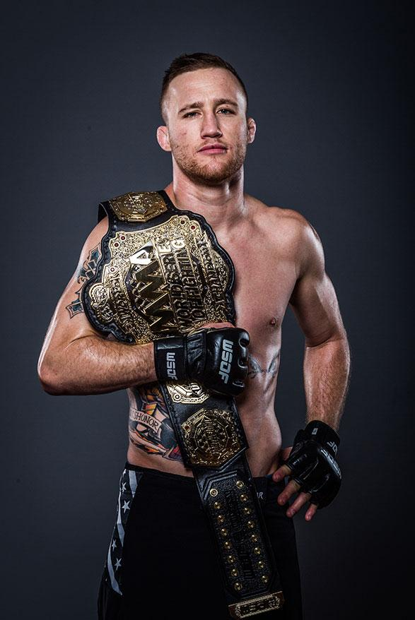 Justin Gaethje    The Highlight      Fight Network