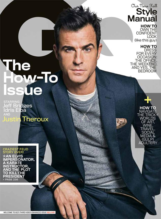 Justin Theroux Talks Life With Jennifer Aniston: Like Going To A