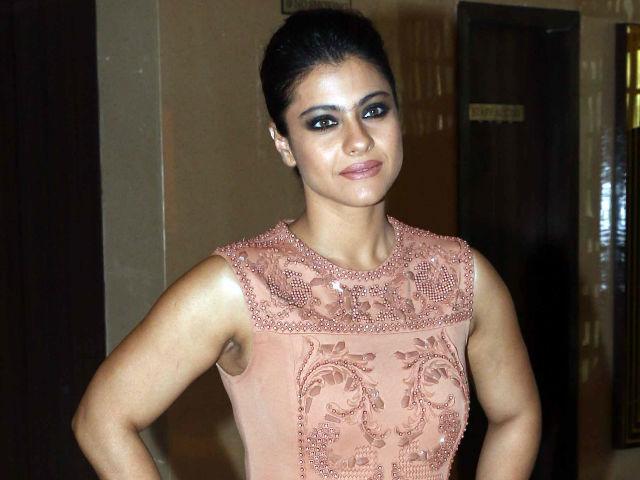 Kajol Says 'No Dividing Lines, No Intolerance In Bollywood' - NDTV