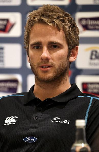Kane Williamson Photos Photos - New Zealand Media Conference - Zimbio